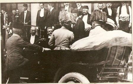 Archduke in car